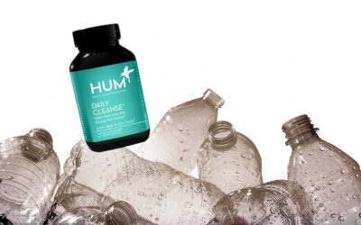 HUM Nutrition: First Supplement Brand To Transition To 100% Ocean Bound Plastic