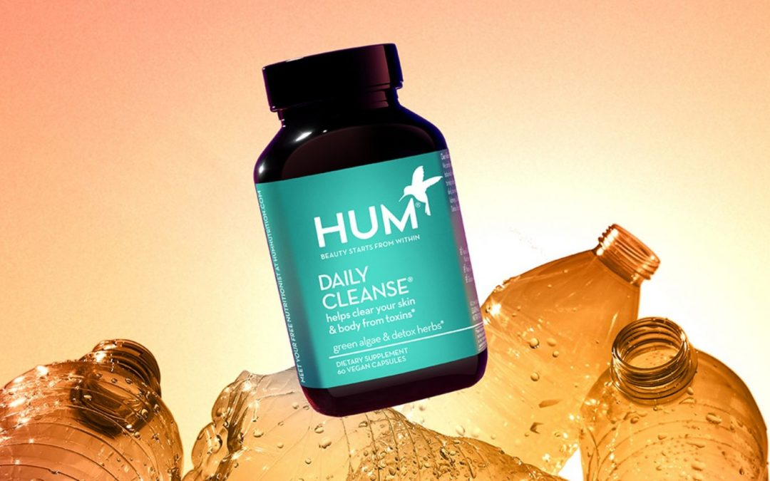 HUM Nutrition wins Marie Claire UK Sustainability Award