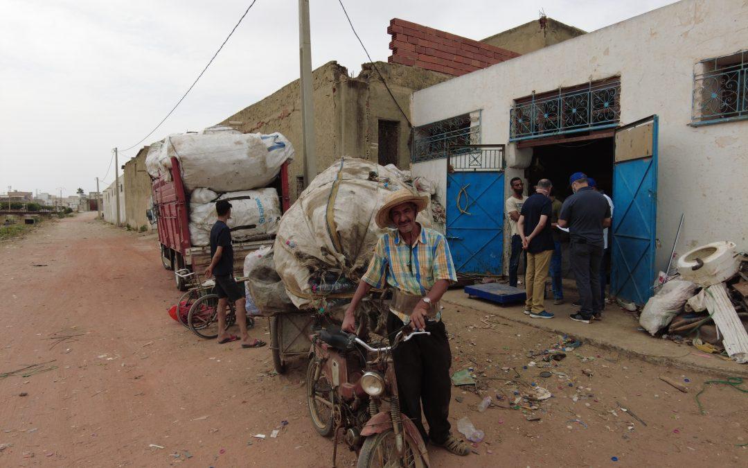 Field Reports: Jemmal, Tunisia