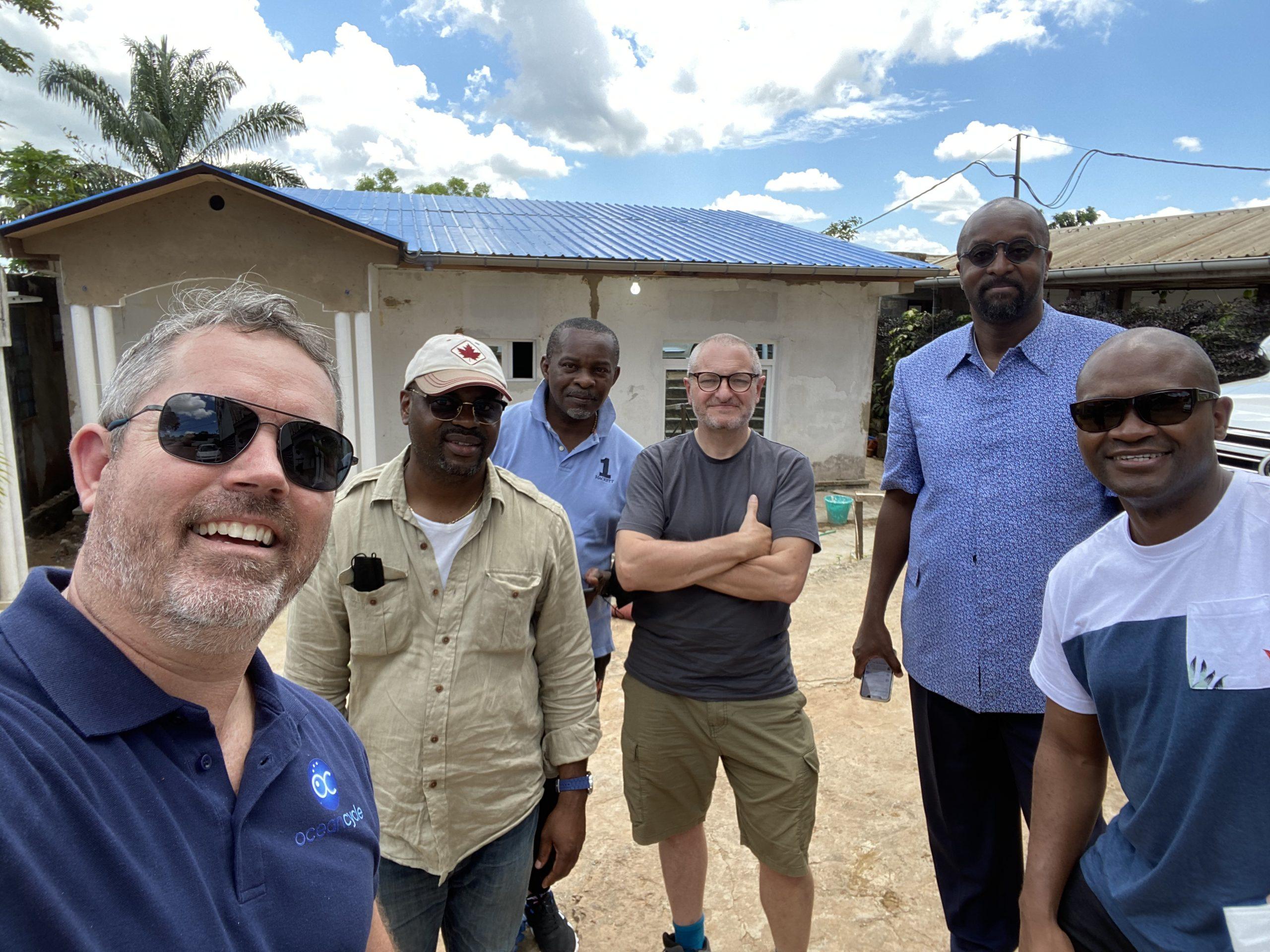 OceanCycle + Ekolysis meeting in the DRC